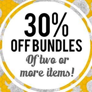 Bundle and Save 30%!
